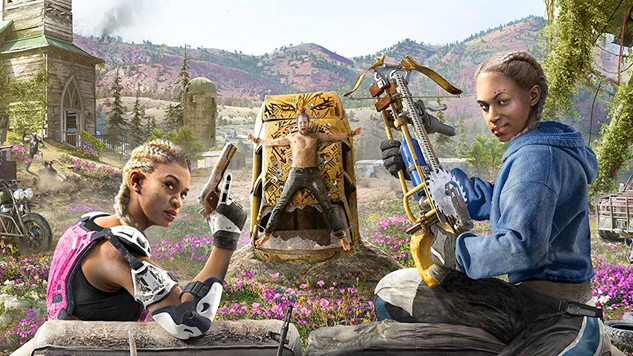 New <i>Far Cry</i> Game's Title, Cover Art Leaked Ahead of Reveal