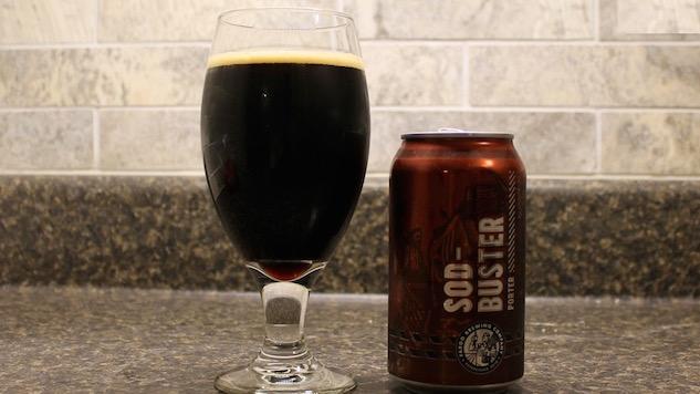 Fargo Brewing Company Sodbuster Porter Review