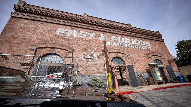<i>Fast and Furious—Supercharged</i> Opens at Universal Orlando Resort