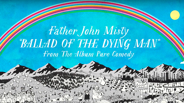 "Father John Misty Gives Us Another New Song With ""Ballad of the Dying Man"""