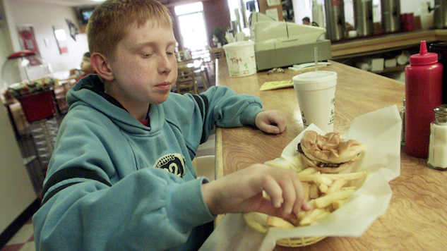 Could a High-Fat Diet Cause Mental Problems in Children?