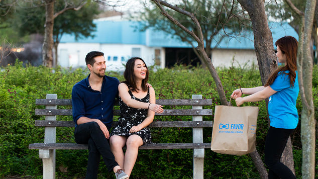 """Favor is the """"Deliver Anything"""" App That Took SXSW By Storm"""