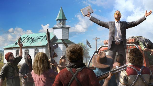 The 6 Biggest Changes Coming to Far Cry 5 :: Games :: Far Cry 5 :: Paste