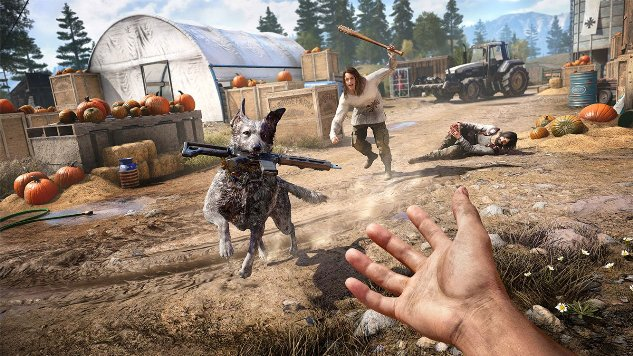 Far Cry 5 Outposts Guide How To Take Down An Outpost Undetected Paste
