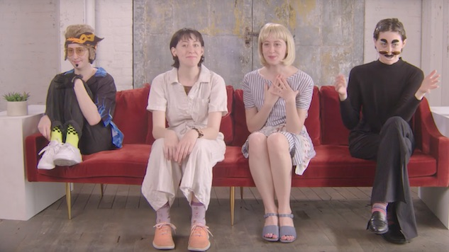 "Frankie Cosmos Share Endearing New Single/Video, ""Wannago"""