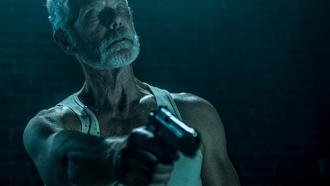 Fede Alvarez and Stephen Lang Find New Ways To Breathe