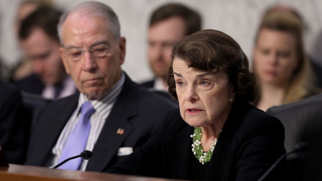 What Did Dianne Feinstein Refer to the FBI About Brett Kavanaugh?