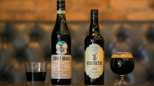Now There's a Fernet Beer