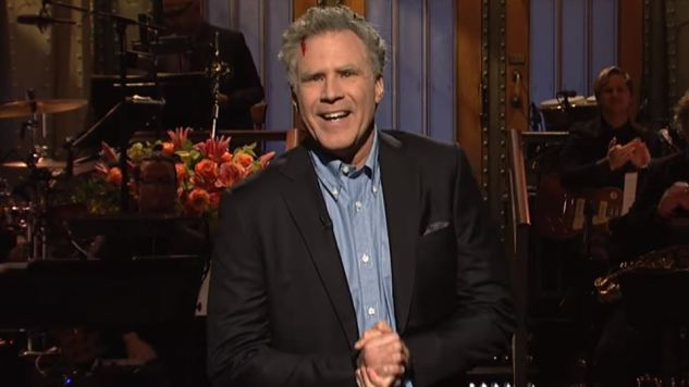 Will Ferrell Makes <i>SNL</i> Almost Great Again