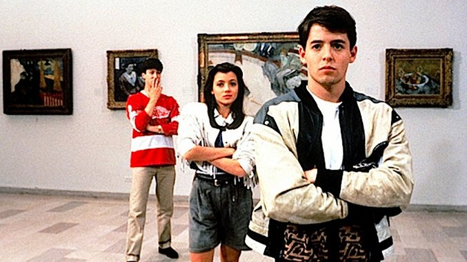 Feeling Meme-ish: <i>Ferris Bueller</i>