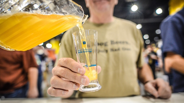 5 Things You Should Never Do At A Beer Festival