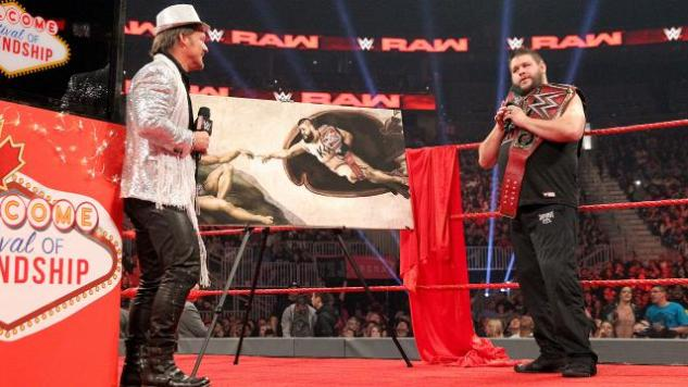 Last Night's Festival of Friendship Was the Best WWE Angle in Years
