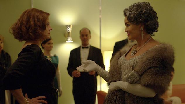 Фойд: Бетт и Джоан: «И победитель ... (« Оскары 1963 года »)