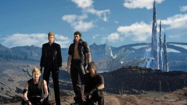 <i>Final Fantasy XV</i> Is a Fragmented Experience, and That's Terrible