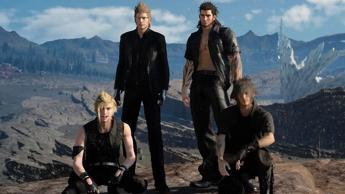 The Messy but Earnest <i>Final Fantasy XV</i> Doesn't Play it Safe