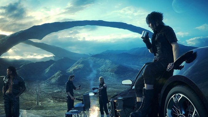 Four Ways You'll be Able to Experience <i>Final Fantasy XV</i>'s World