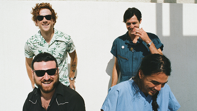 "FIDLAR Share New Song ""Can't You See,"" Announce New Album <i>Almost Free</i>"