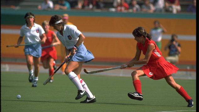 Olympics Ratings Boost: Field Hockey