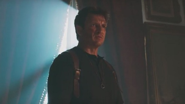 Watch Nathan Fillion Play Nathan Drake in an Uncharted Fan Film