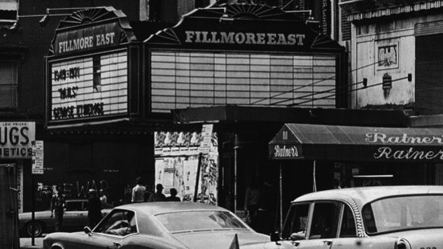 Listen to Exclusive Recordings from Iconic New York Venue Fillmore East's Final Concert