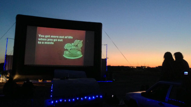 Dine-and-Date: 7 Austin Date Nights for Romancing a Film Lover
