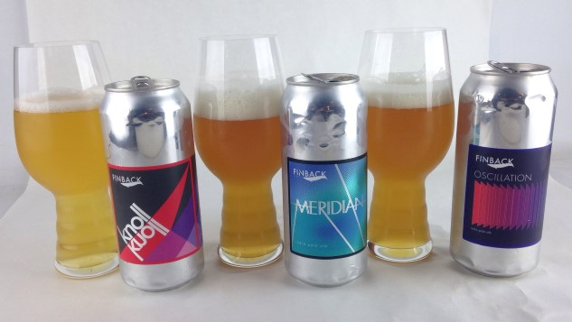 Tasting Three IPAs from Finback Brewery
