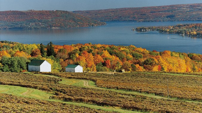 Take Five: Off the Beaten Path in the Finger Lakes, NY