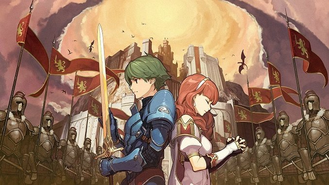 <i>Fire Emblem Echoes: Shadows of Valentia</i> Journeys to Nintendo's Past