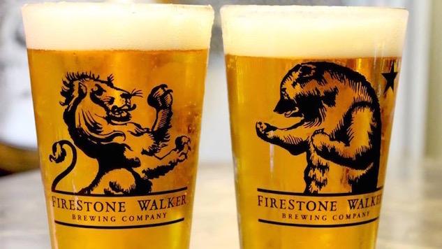 Top 5 Beers from Firestone Walker