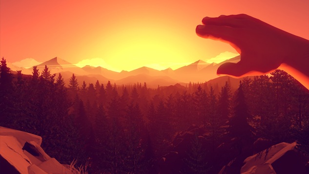 <i>Firewatch</i> Review: I Think That People are the Greatest Fun