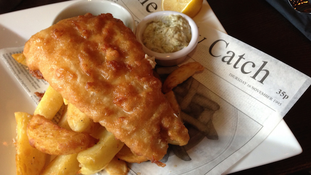 Stoking the Flames of Debate: Cultural Competency in Fish and Chips