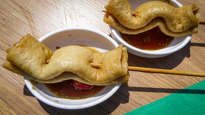 6 Traditional Vegetarian Snacks In South Korea Food Lists