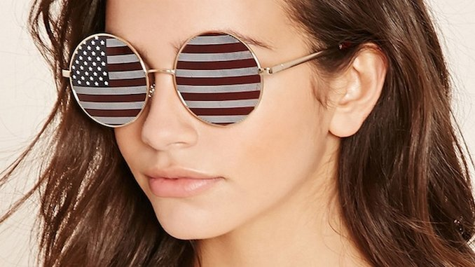 Embrace the Kitsch With These Patriotic Accessories