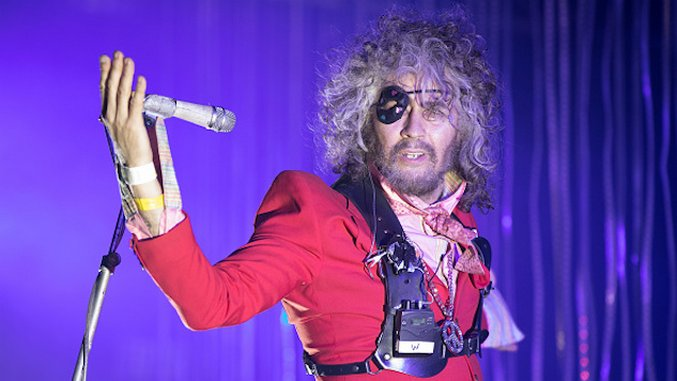 "Flaming Lips Share Demo Version of ""Tomorrow Is"" from <i>Spongebob Squarepants: The Musical</i>"