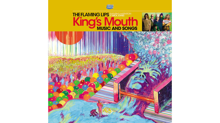 Image result for flaming lips king's mouth