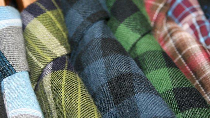 Gear Geek: The Best Fall Flannels