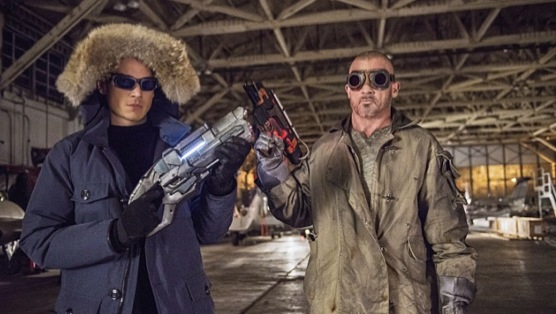 <i>The Flash</i>: &#8220;Revenge of the Rogues&#8221;
