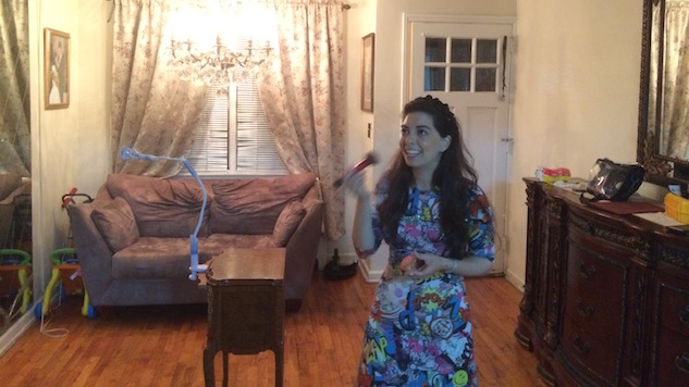 How Orthodox Jewish Comedian @flatbushgirl Traded the Comedy Club for Facebook Live