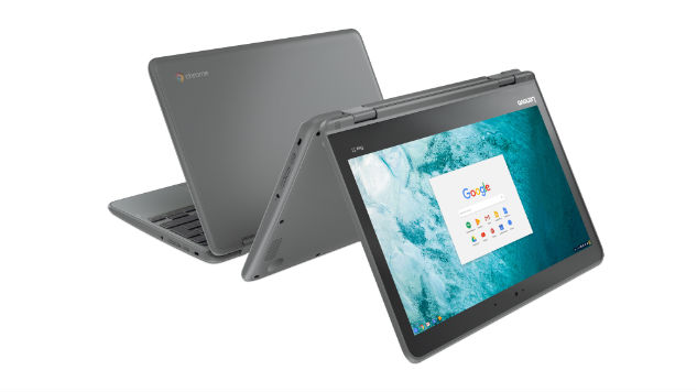 This Is the New Lenovo Flex Chromebook, Ready to Run Android Apps