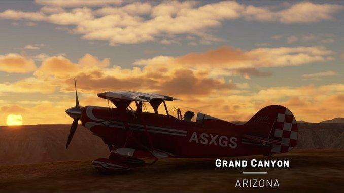 Second World Update for <I>Microsoft Flight Simulator</I> Overhauls United States