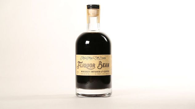 Fliquor Bean Is Whiskey Infused With Coffee
