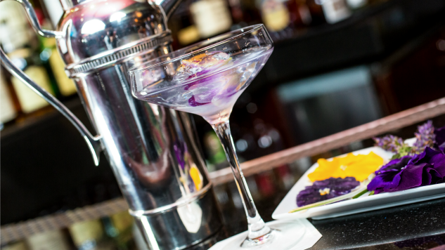 Floral Cocktails Are Blooming This Season on the Vegas Strip
