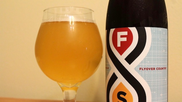 Fair State Brewing Co-op Flyover Country Review