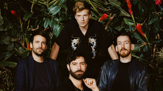 Foals Release First Single from <i>Everything Not Saved Will Be Lost</i>