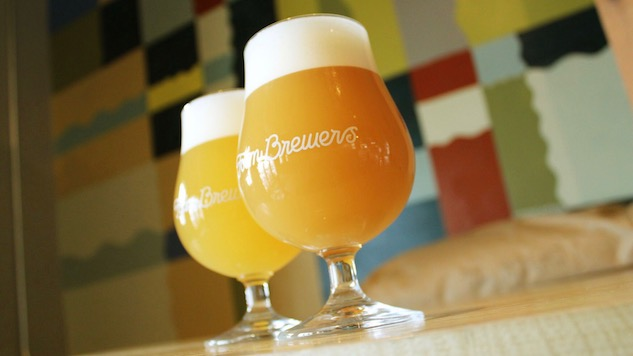 "The Brewers Association Has Officially Categorized ""Juicy or Hazy IPA"""