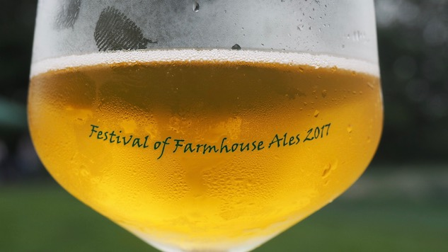 Good Vibes at Hill Farmstead's Festival of Farmhouse Ales