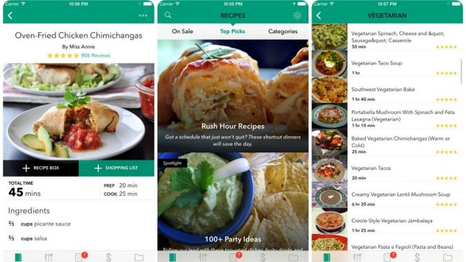 10 great apps to help you prepare your thanksgiving feast tech 10 great apps to help you prepare your thanksgiving feast forumfinder Gallery