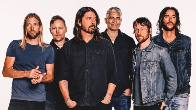Foo Fighters Announce North American Leg of Tour Supporting <i>Concrete and Gold</i>