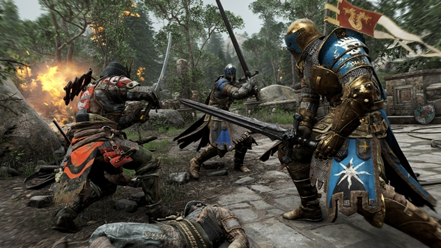 <i>For Honor</i>: Game Development Is the New Art of War