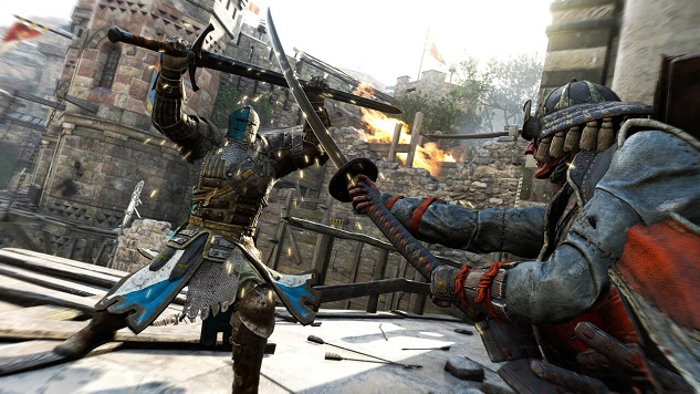 <i>For Honor</i> Is an Impregnable Fortress